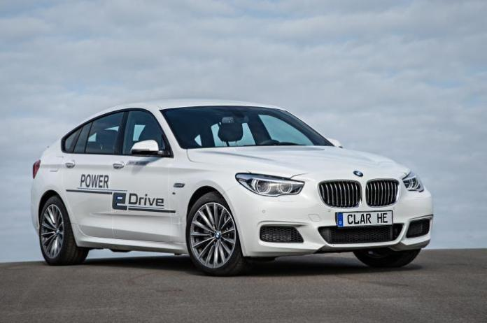 BMW 5-Series GT with eDrive and TwinPower Turbo technology (19)