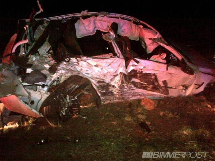 BMW M3 F80 crash (2)