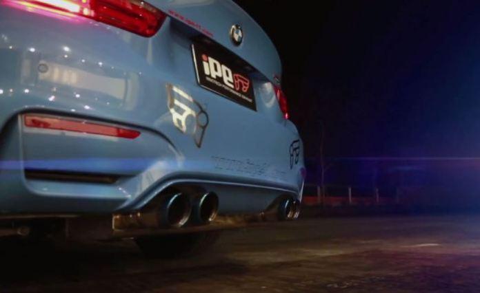 BMW M4 iPE