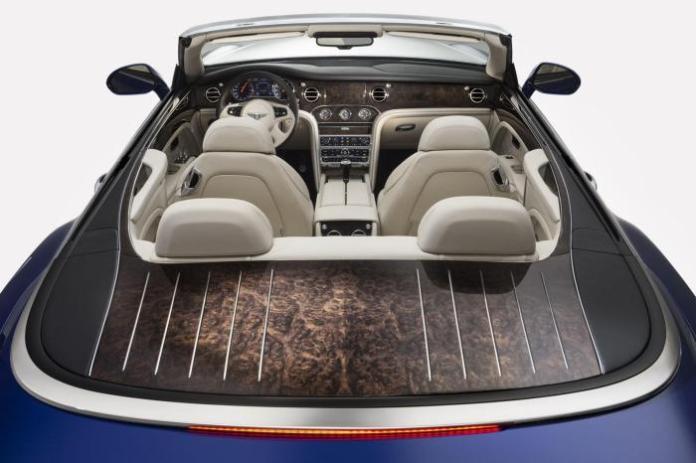 Bentley Grand Convertible concept 5