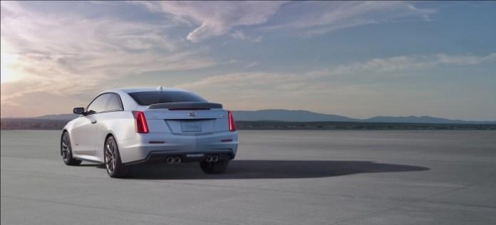 Cadillac ATS-V Sedan and Coupe 2016 (25)
