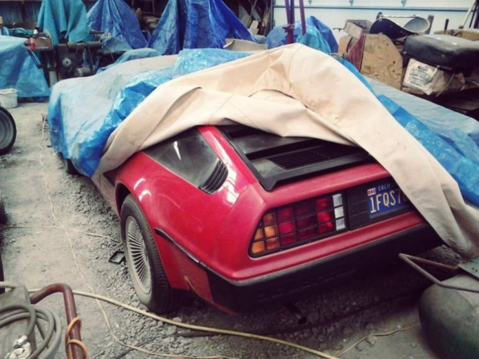 DeLorean DMC-12 for sale (10)