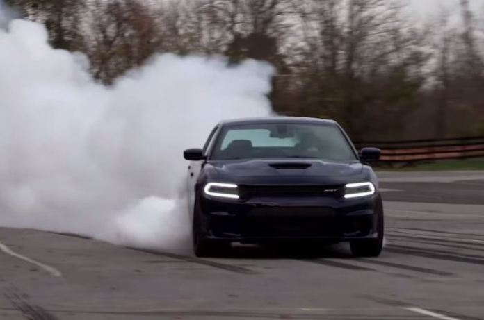 Dodge Charger DRT Hellcat