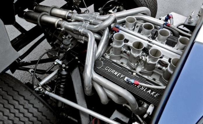Engines Ford GT40