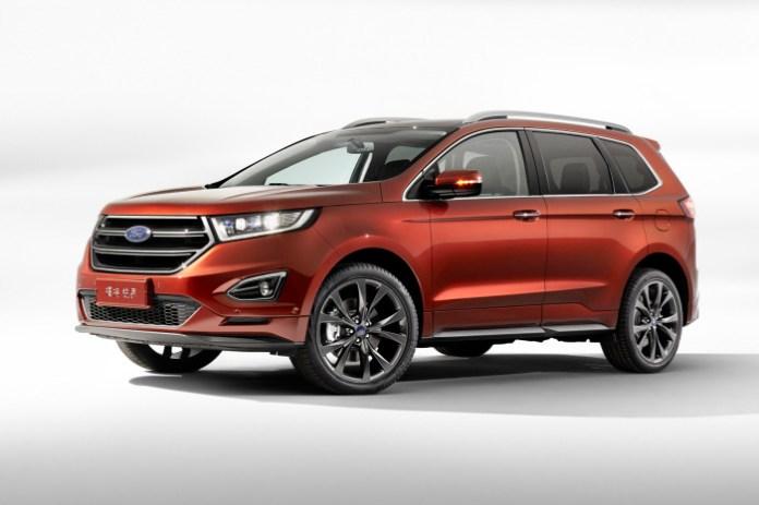 Ford Edge 7-Seat Version (2)