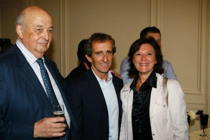 Francois Guiter - Alain Prost