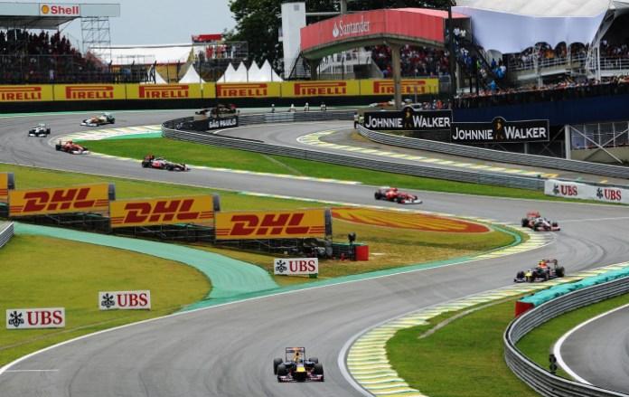 Formule 1 : Course - Grand Prix du Bresil - Sao Paulo - 27.11.2011