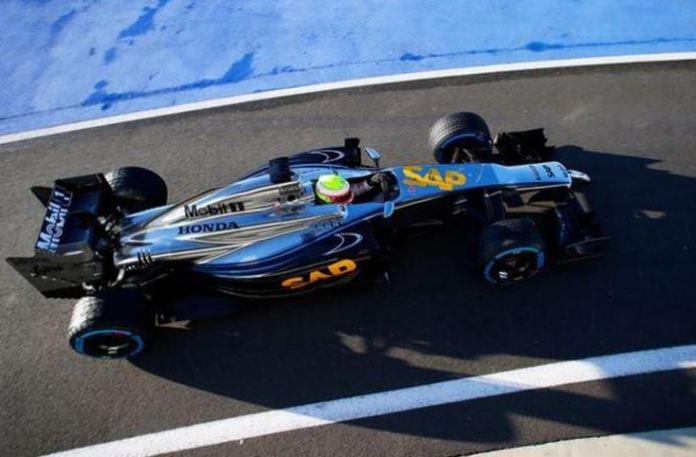 McLaren-Honda 2