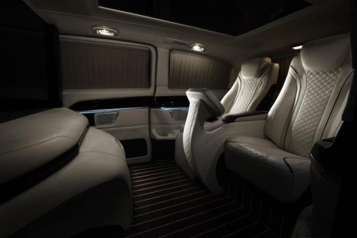 Mercedes-Benz Metris HQ Custom Design Luxury Van