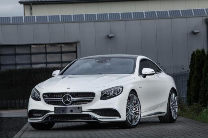 Mercedes-Benz S63 AMG 4MATIC Coupe by IMSA (1)