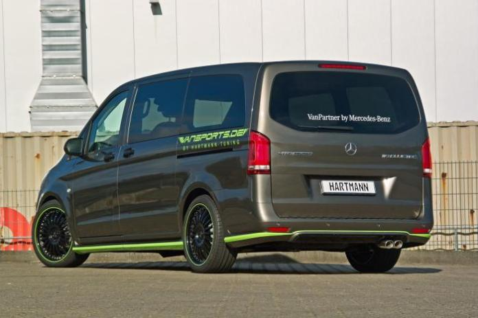 Mercedes-Benz Vito by Hartmann 13