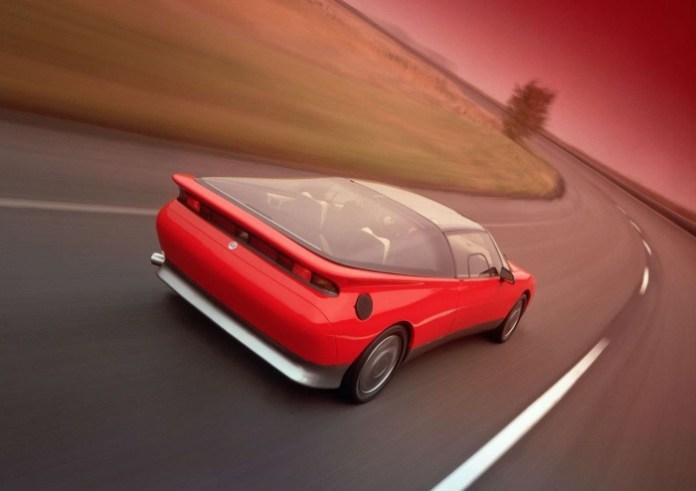 Saab EV-1 concept