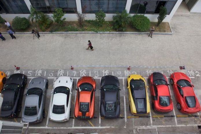 Supercars Seizes by Hong Kong Police (9)