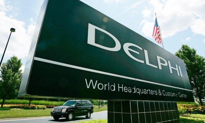 delphi automotive headquarters