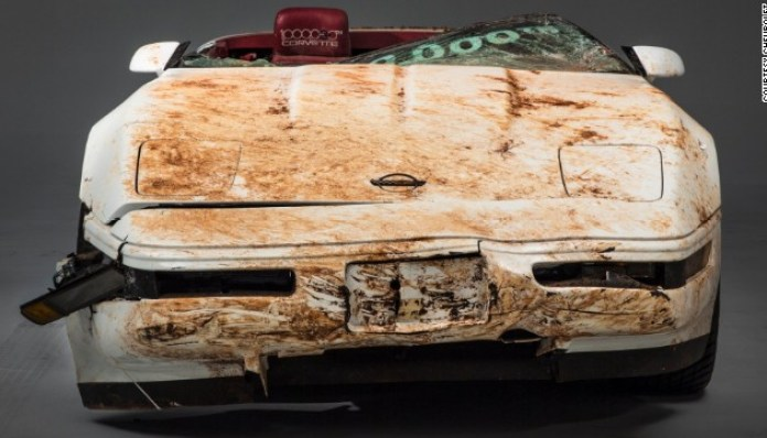 1 millionth Corvette set for restoration
