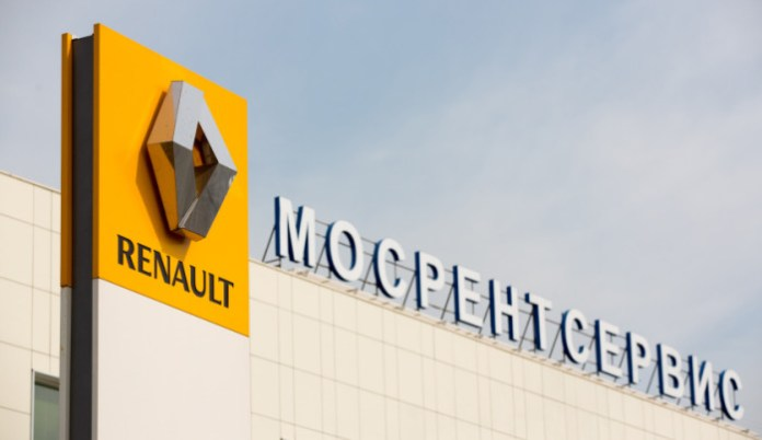 European Automobile Dealerships As Ukraine Crisis Affects Russian Vehicle Market