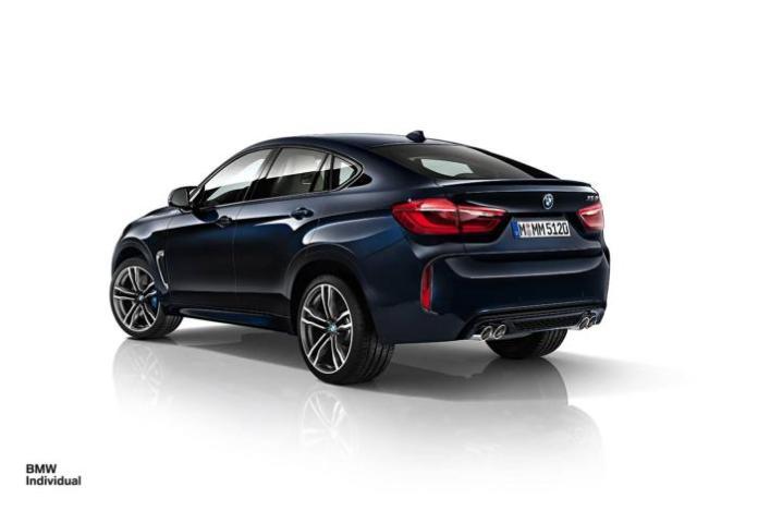 BMW X5 M - X6 M Individual 2