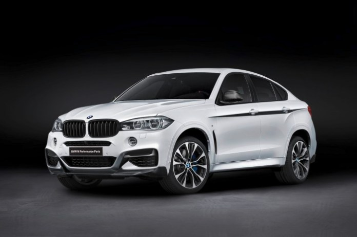 BMW X6 with M Performance Parts (4)