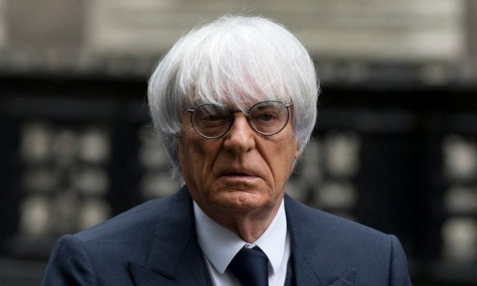 Bernie Ecclestone faced a fourth day of questioning at the high court.