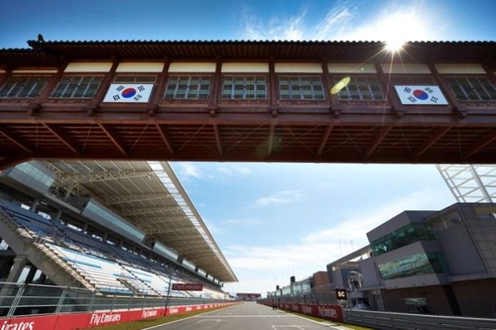 Formula 1 Korea