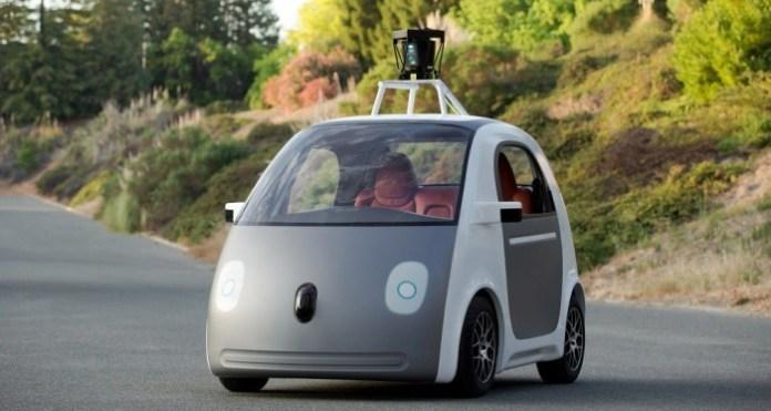 Google Autonomous car (1)