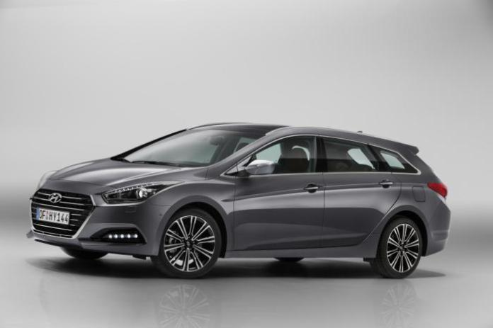 Hyundai i40 facelift 1