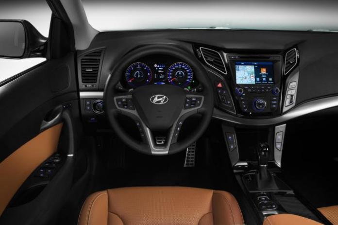 Hyundai i40 facelift 4