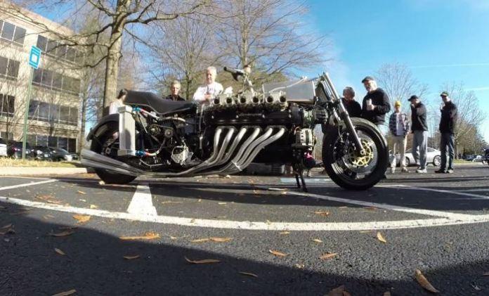 Lambo Motorcycle