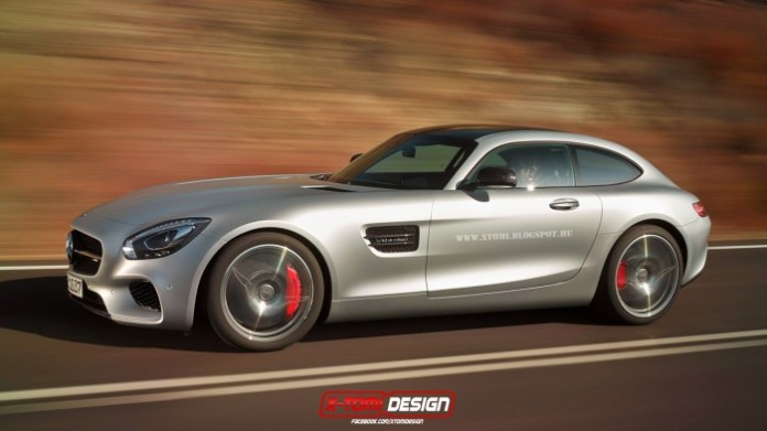 Mercedes-Benz AMG GT ShootingBrake2
