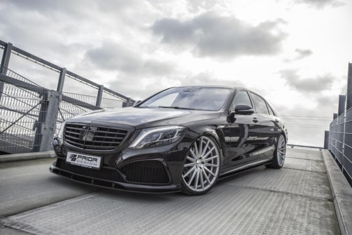 Mercedes-Benz S-Class by Prior Design (1)