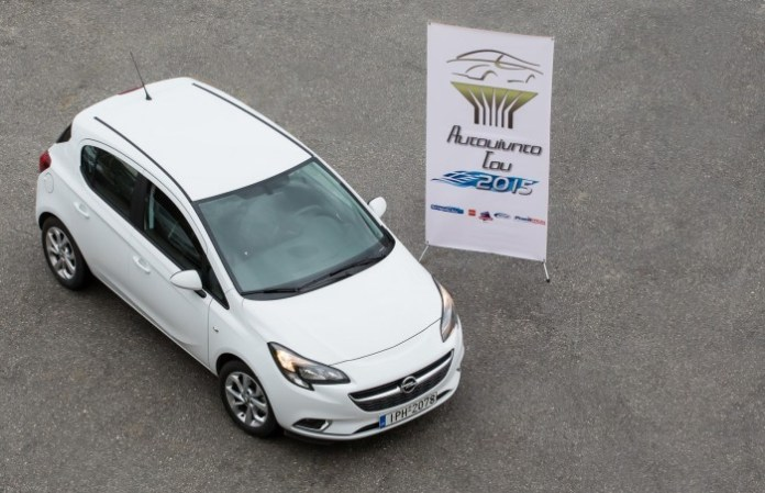 Opel Corsa - Car of the Year 2015 for Greece. (2)