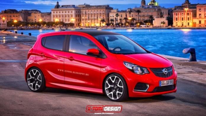 Opel Karl OPC2