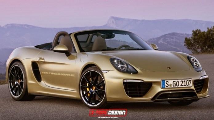 Porsche Boxter Facelift2