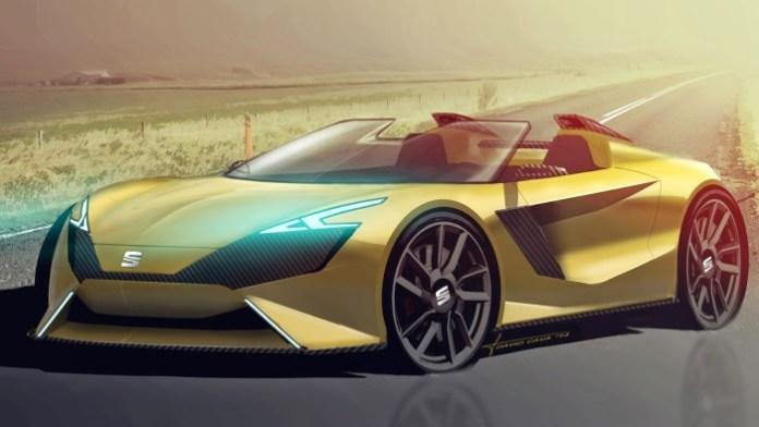 Seat Roadster Design Study (3)