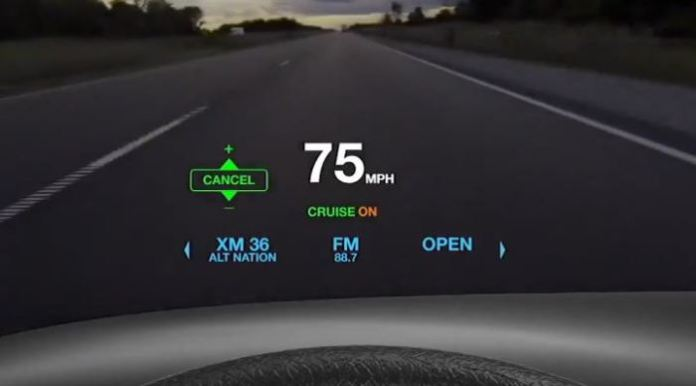 The future of head-up displays