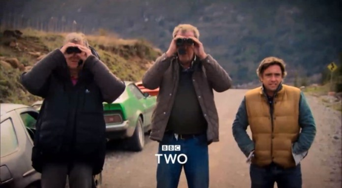 bbc top gear patagonia trailer