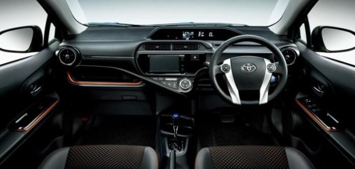 Toyota Aqua X-Urban