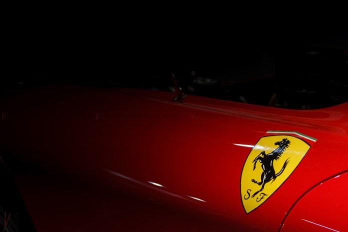 Ferrari Ecusson