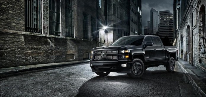 2015 Chevrolet Silverado Midnight Edition (1)