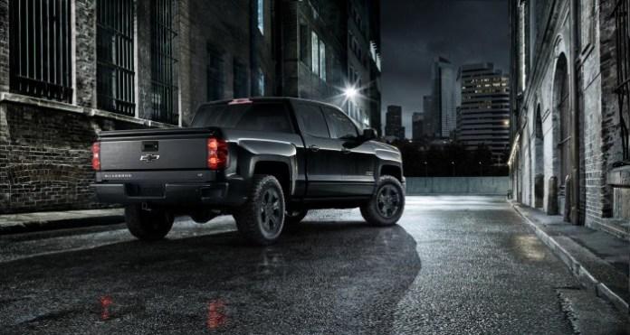 2015 Chevrolet Silverado Midnight Edition (2)
