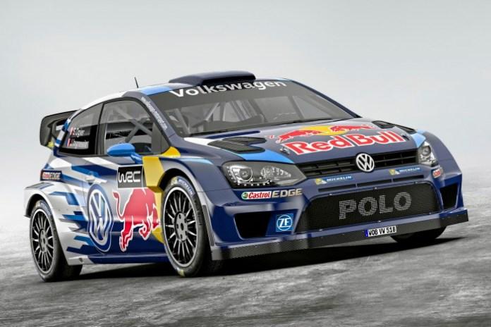 2015 Volkswagen Polo WRC (1)