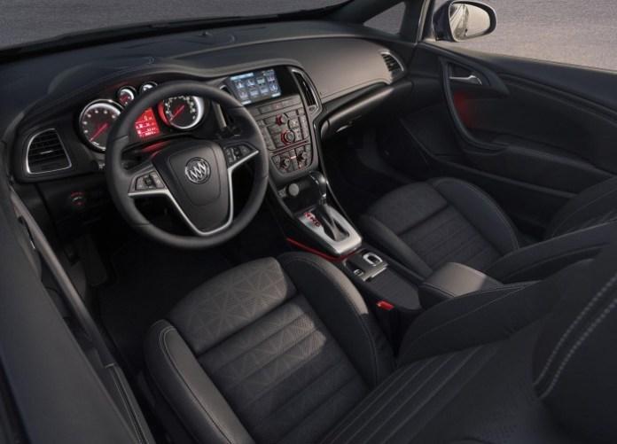 2016 Buick Cascada 10