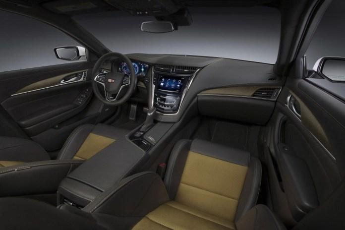 2016 Cadillac CTS-V (24)