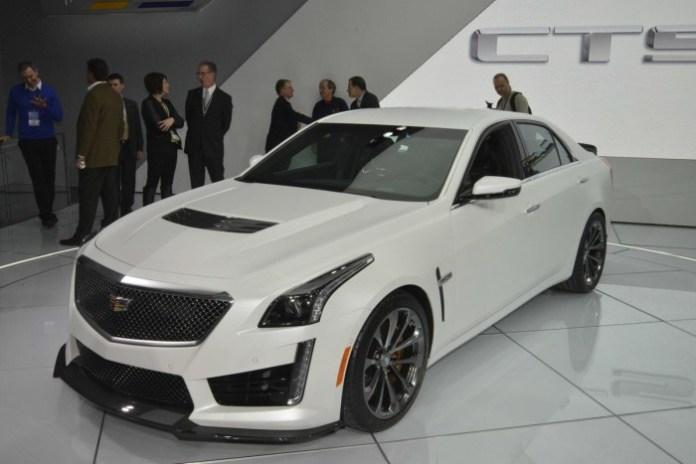2016 Cadillac CTS-V (3)