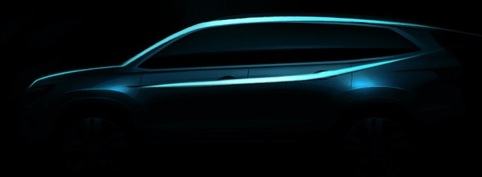 2016-Honda-Pilot-teaser