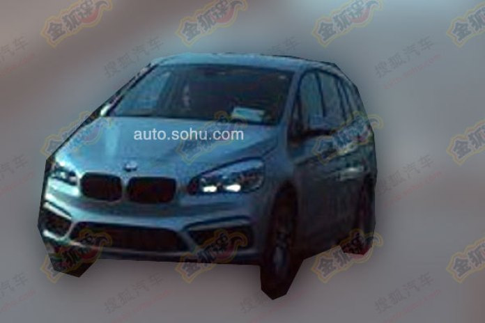 BMW 2-Series Active Tourer 7-seater (1)
