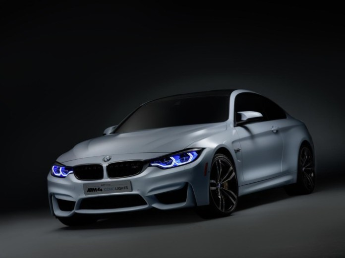 BMW M4 Concept Iconic Lights 1