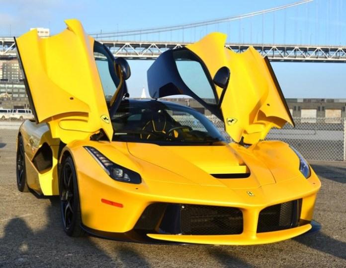 Benjamin Sloss Treynor Ferrari LaFerrari (8)