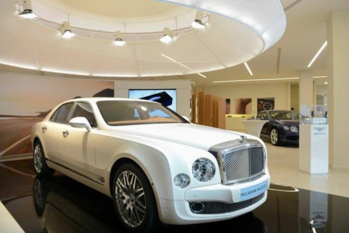 Bentley Mulsanne Majestic Edition (2)