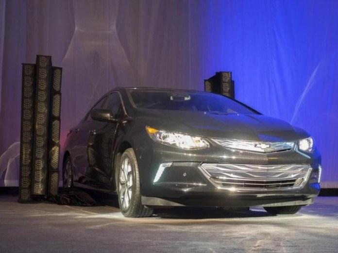 Chevrolet Volt 2016 (3)